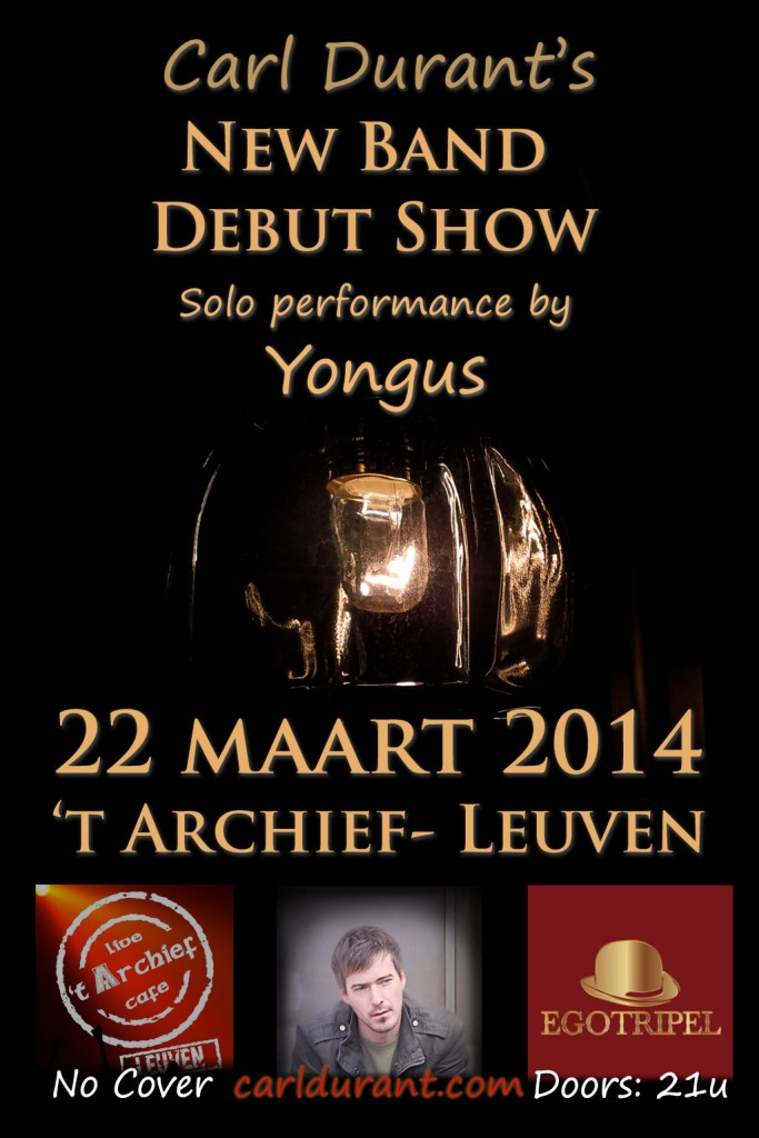 Show 't Archief with Yongus 22/03