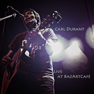 "Cover Art ""Live at BazArtCafe"""