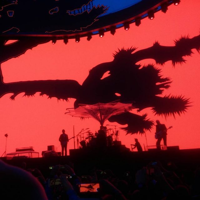 It was a nice start of the show U2 berlinhellip